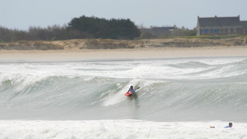 Surf report Pors Carn - France (29) 2008-04-12 12:00:00