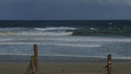 Surf report Seignosse - Les Bourdaines - France (40) 2008-04-12 12:00:00
