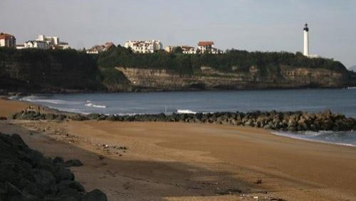 Surf report Anglet VVF - France (64) 2008-04-16 12:00:00