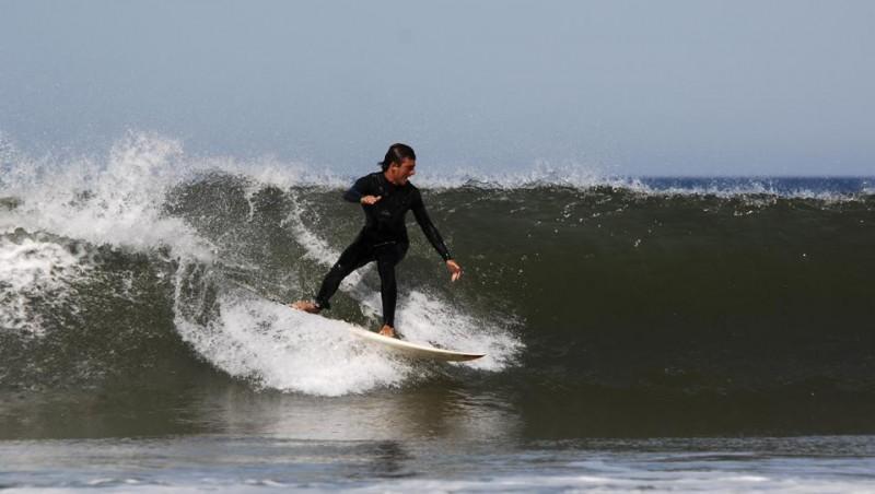 Surf report Seignosse - Les Bourdaines - France (40) 2008-04-16 12:00:00