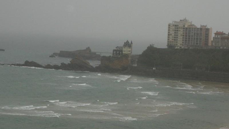Surf report Côte des Basques - France (64) 2008-04-17 12:00:00