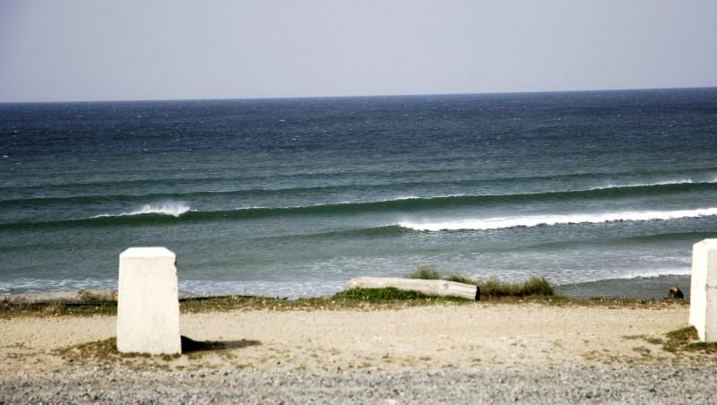 Surf report Guidel-Plage - France (56) 2008-04-17 12:00:00