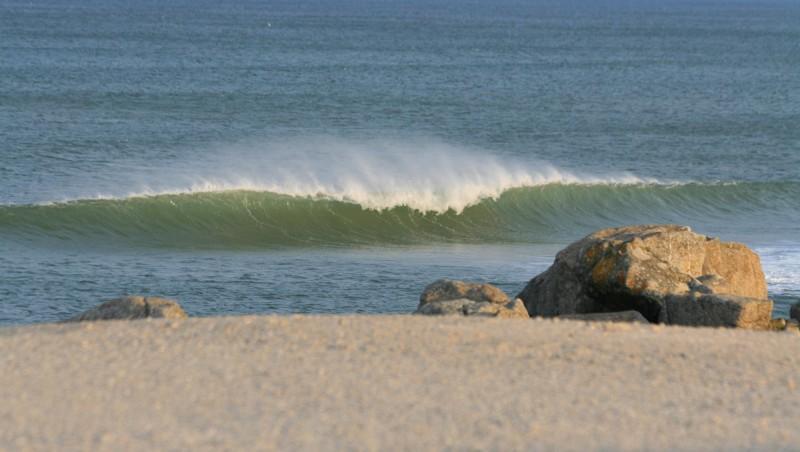 Surf report La Torche - France (29) 2008-04-17 12:00:00