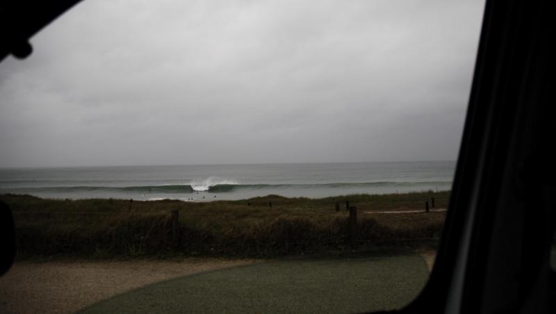 Surf report Guidel-Plage - France (56) 2008-04-18 12:00:00