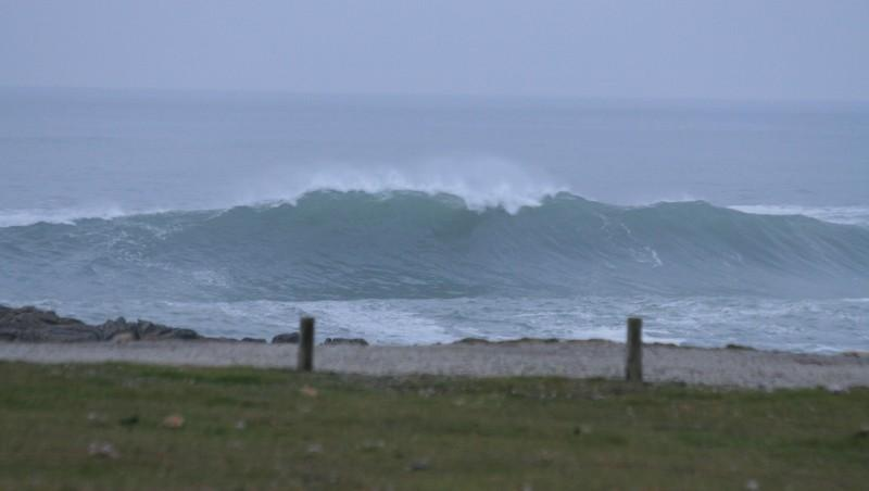 Surf report La Torche - France (29) 2008-04-18 12:00:00