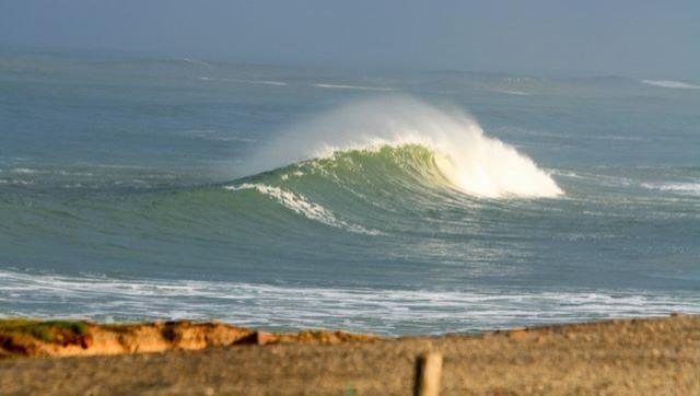 Surf report La Torche - France (29) 2008-04-18 12:00:00