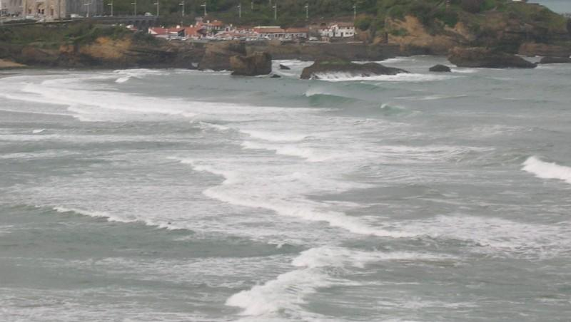Surf report Biarritz - Grande Plage - France (64) 2008-04-19 12:00:00