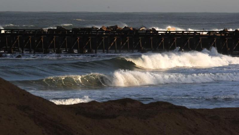 Surf report Capbreton - Le Santosha - France (40) 2008-04-19 12:00:00