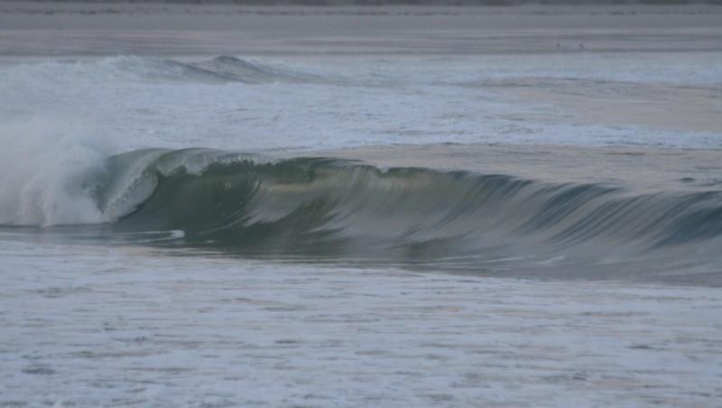 Surf report Pors Carn - France (29) 2008-04-19 12:00:00