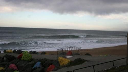 Surf report Anglet Sables d'Or - France (64) 2008-04-20 12:00:00