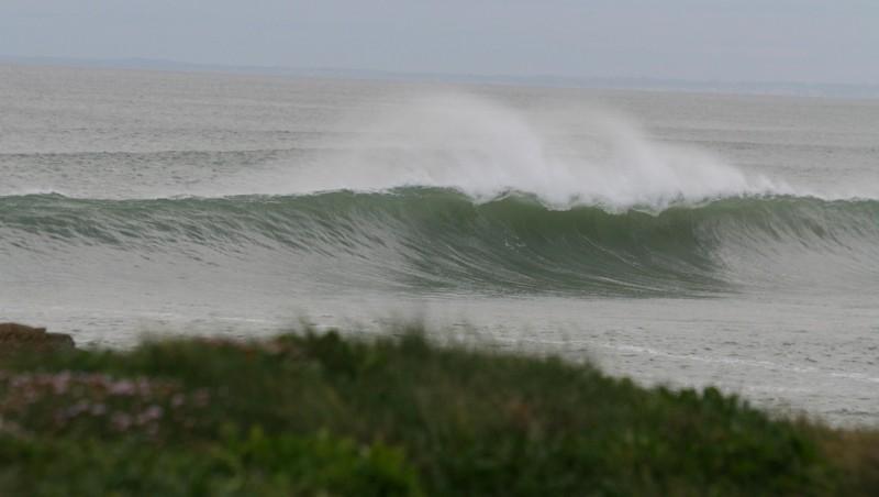 Surf report La Torche - France (29) 2008-04-20 12:00:00