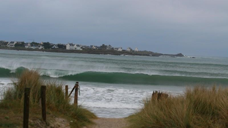 Surf report Pors Carn - France (29) 2008-04-20 12:00:00
