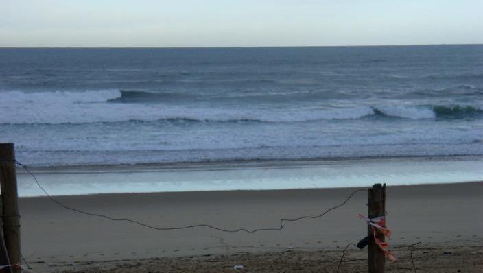 Surf report Seignosse - Les Estagnots - France (40) 2008-04-20 12:00:00