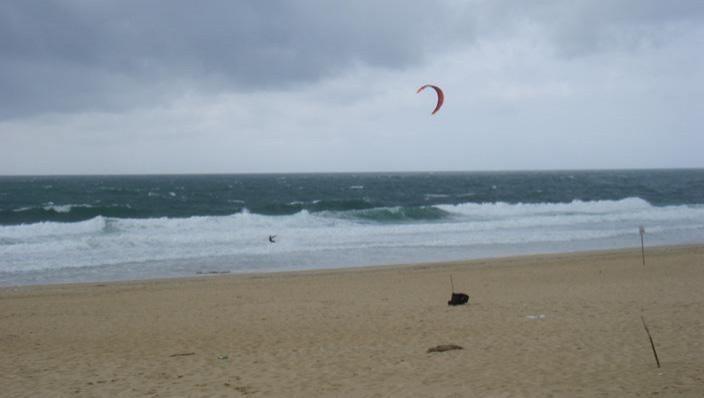 Surf report Seignosse - Les Estagnots - France (40) 2008-04-21 12:00:00