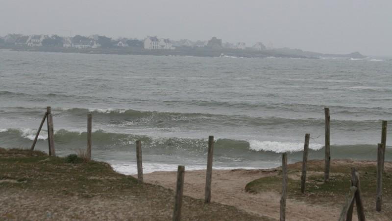 Surf report Pors Carn - France (29) 2008-04-22 12:00:00