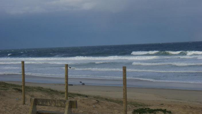 Surf report Seignosse - Les Estagnots - France (40) 2008-04-22 12:00:00