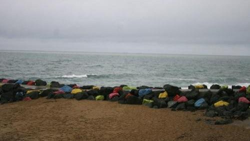 Surf report Anglet Sables d'Or - France (64) 2008-04-23 12:00:00