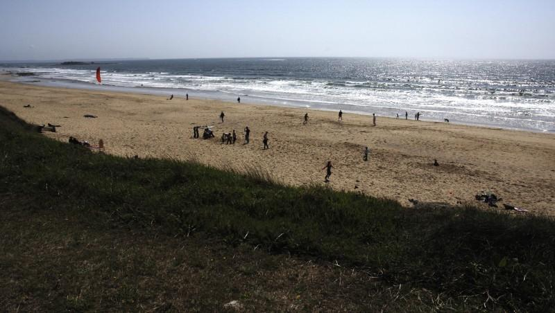 Surf report Guidel-Plage - France (56) 2008-04-23 12:00:00