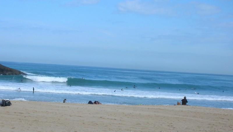 Surf report Biarritz - Grande Plage - France (64) 2008-04-24 12:00:00