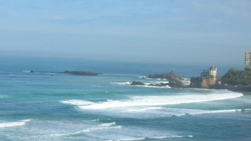 Surf report Côte des Basques - France (64) 2008-04-24 12:00:00