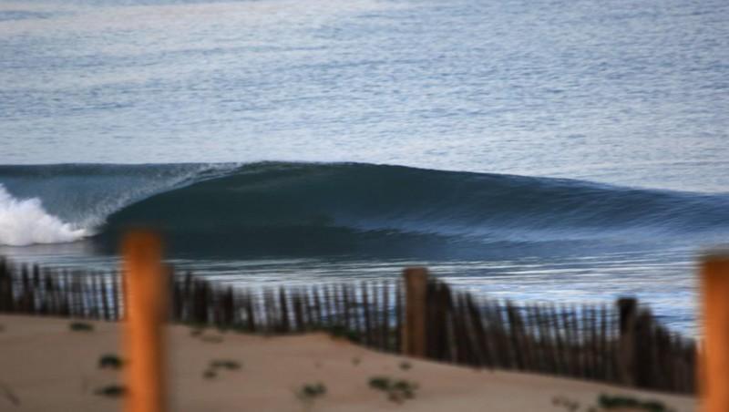 Surf report Hossegor - La Gravière - France (40) 2008-04-24 12:00:00
