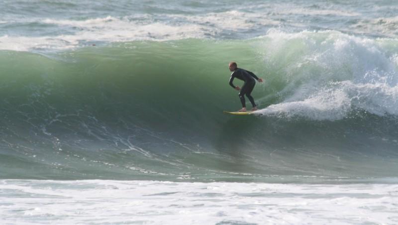 Surf report La Torche - France (29) 2008-04-24 12:00:00