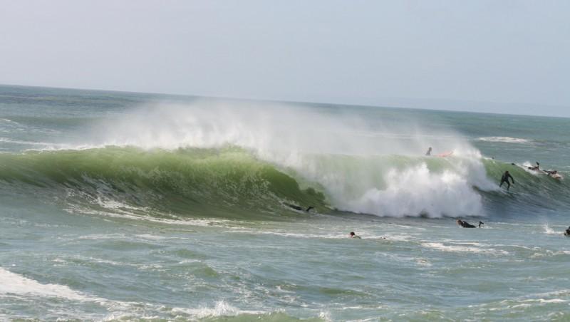 Surf report La Torche - France (29) 2008-04-25 12:00:00