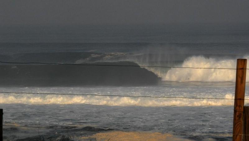 Surf report Seignosse - Les Estagnots - France (40) 2008-04-25 12:00:00