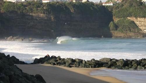 Surf report Anglet VVF - France (64) 2008-04-26 12:00:00