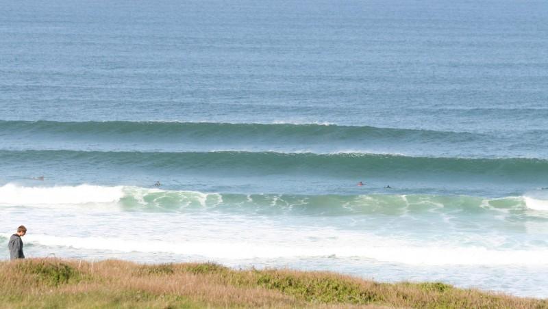 Surf report La Palue - France (29) 2008-04-26 12:00:00