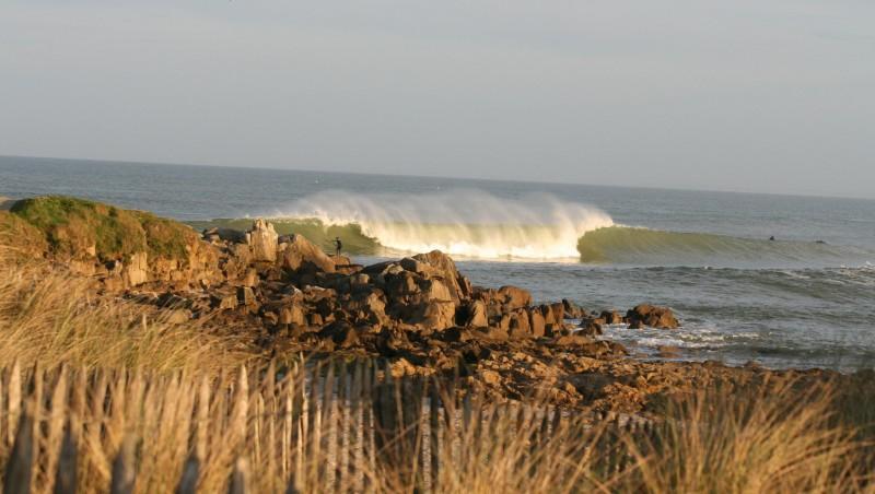 Surf report La Torche - France (29) 2008-04-26 12:00:00
