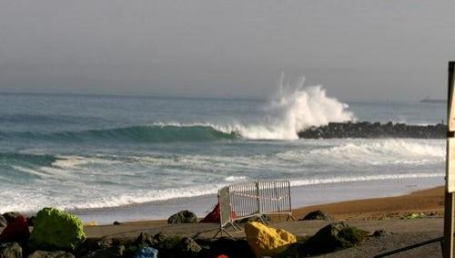 Surf report Anglet Sables d'Or - France (64) 2008-04-27 12:00:00