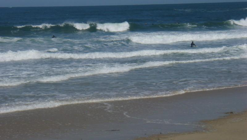 Surf report Capbreton - Le Santosha - France (40) 2008-04-29 12:00:00