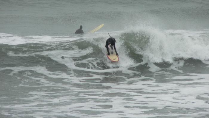 Surf report Plage Valentin - France (44) 2009-01-01 14:00:00