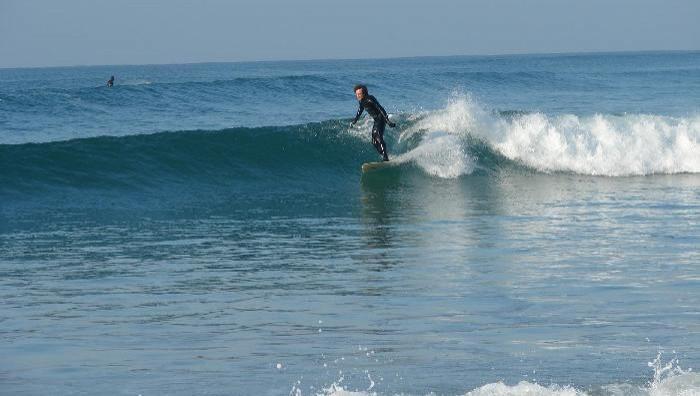 Surf report La Torche - France (29) 2009-01-09 15:00:00