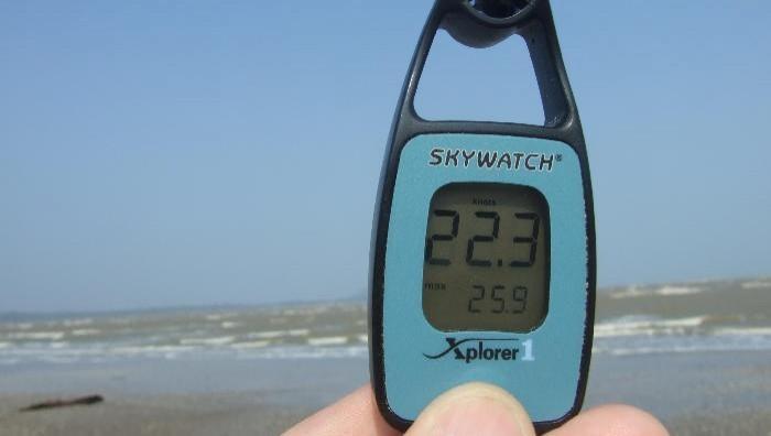 Wind report Thung Wua Beach - Thaïlande (TH) 2009-01-11 16:00:00