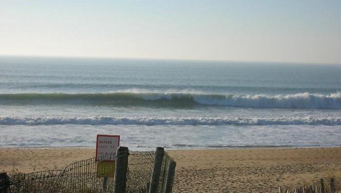 Surf report Bud Bud - France (85) 2009-01-11 14:00:00