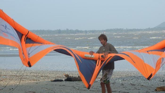 Wind report Thung Wua Beach - Thaïlande (TH) 2009-01-12 16:00:00