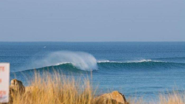 Surf report La Torche - France (29) 2009-01-04 12:00:00