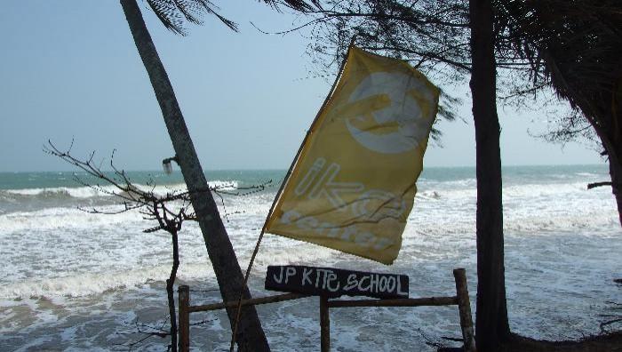 Wind report Thung Wua Beach - Thaïlande (TH) 2009-01-14 16:00:00