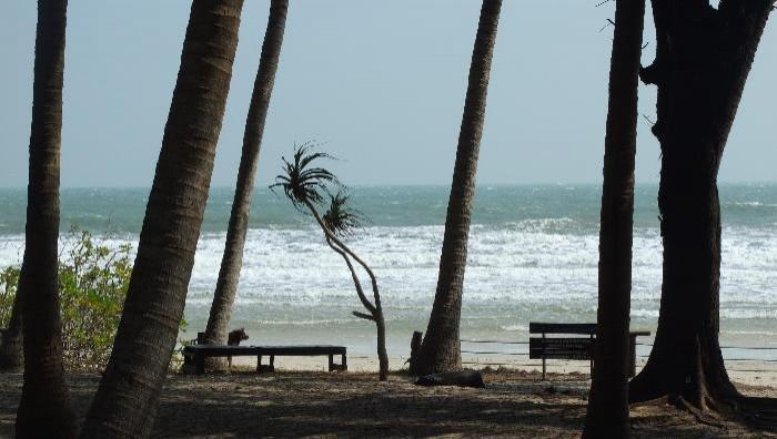 Wind report Thung Wua Beach - Thaïlande (TH) 2009-01-15 09:00:00