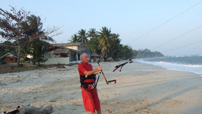 Wind report Thung Wua Beach - Thaïlande (TH) 2009-01-16 16:00:00
