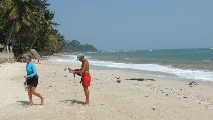Wind report Thung Wua Beach - Thaïlande (TH) 2009-01-17 10:00:00