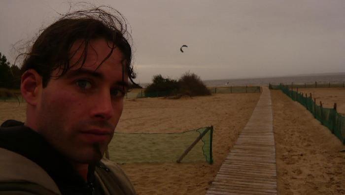 Wind report Hourtin port - France (33) 2009-01-18 14:00:00