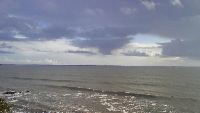 Surf report Grand-Traict - France (44) 2009-01-20 16:00:00