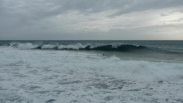 Surf report Sausset-les-Pins - L'Hermitage - France (13) 2009-01-24 12:00:00