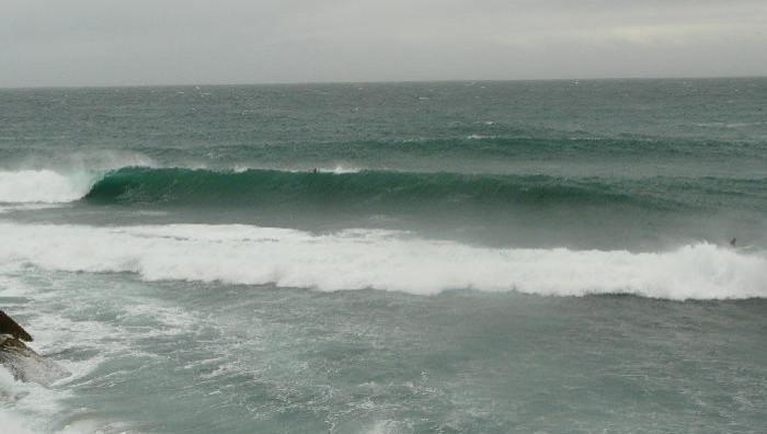 Surf report La Couronne - France (13) 2009-01-24 13:00:00