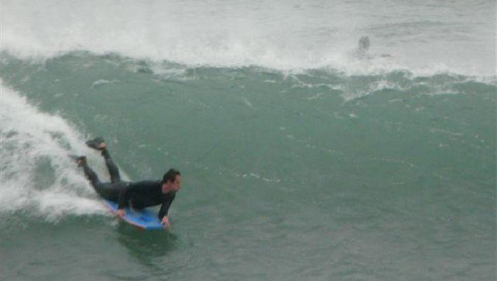 Surf report La Couronne - France (13) 2009-01-24 14:00:00