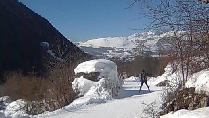 snow report Ancelle - France (05) 2009-02-26 10:00:00