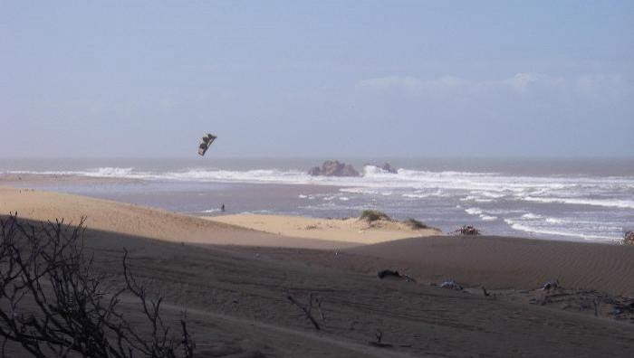 Wind report Essaouira - Maroc (MA) 2009-01-26 11:00:00
